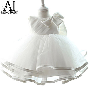 Toddler Princess Baby Girls Dress for Child Kids Clothes Infant 1 2 3 4 5 Year Birthday Dresses for girls Christmas Gift baptism
