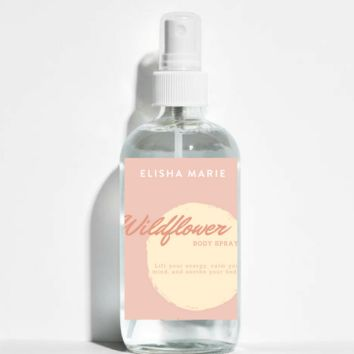 Wildflower Body Spray