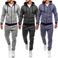 Tracksuit : Winter Hooded Tracksuit