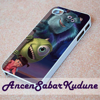Monster Inc - Phone case,iphone 4/4s,5/5s/5c/6/6+/Samsung S3/4/5/6/ ipod touch 4/5