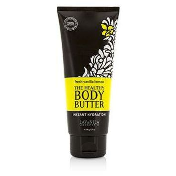 Lavanila Laboratories The Healthy Body Butter - Fresh Vanilla Lemon Ladies Fragrance