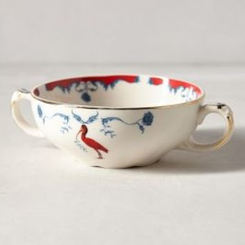 Nature Table Teacup by Lou Rota