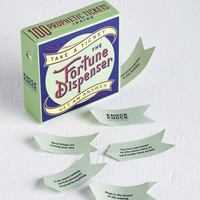 Quirky World of Ponder Fortune Dispenser by ModCloth