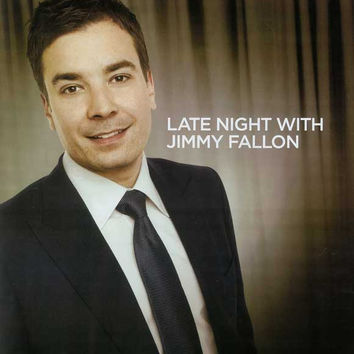 Late Night with Jimmy Fallon 11x17 TV Poster (2009)