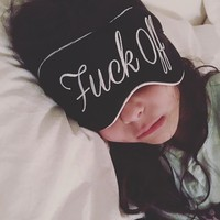 F*ck Off Eye Mask
