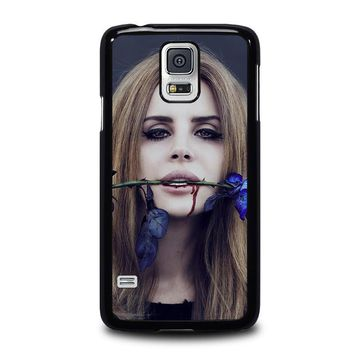 lana del rey samsung galaxy s5 case cover  number 1