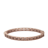 Signature Bangle - Rose