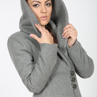 linda 2 winter jacket ( grey or tan)