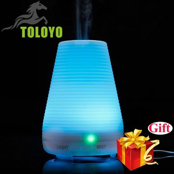 Toloyo Aromatherapy Essential Oil Diffuser Humidifier