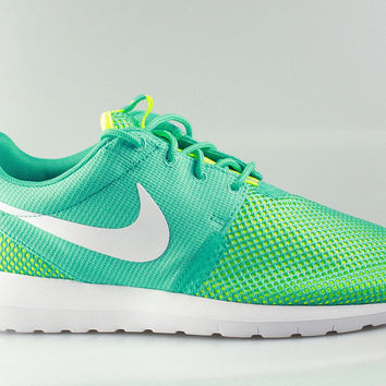 Nike Men's Roshe Run One NM Breeze Mint Volt
