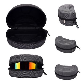Safety Ski Glasses Case Two-in-one Bicycle Riding Mask Outdoor Sports Motorcycle Riding Goggles Detachabe box Practical #2s14