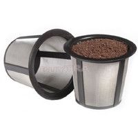 Convenient B60 B70 Keurig My K-Cup Reusable Coffee Mesh Maker Filter Holder HU