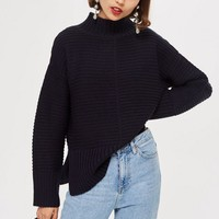 Funnel Neck Jumper | Topshop