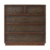 Clive Walnut Accent Chest by Uttermost