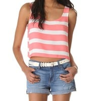 Woodruff Stripe Tank