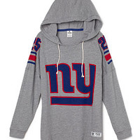New York Giants Pullover Hoodie - PINK - Victoria's Secret