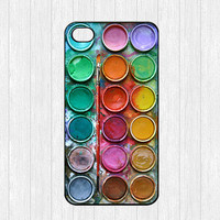 Water color paint set Design Case for iPhone, Samsung, iPod, htc, Sony, Blackberry