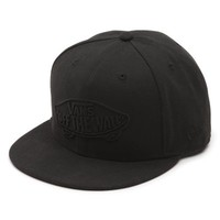 Vans Home Team New Era Hat (Blackout)