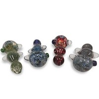 Thick Glass Hand Pipe