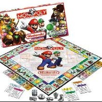 Nintendo Collector's Edition Monopoly Game
