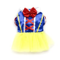 Darling Snow White Costume for Dogs