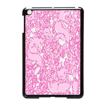 Lilly Pulitzer She Is A Fox iPad Mini Case