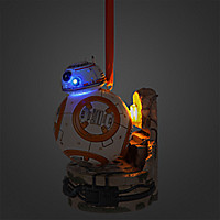 BB-8 Light-Up Sketchbook Ornament - Star Wars: The Force Awakens