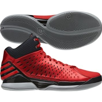 adidas Men's No Mercy Basketball Shoe - Red/Black | DICK'S Sporting Goods
