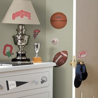 Ohio State Buckeyes Wall Decals
