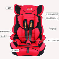 3C certification brand Concord Granville child safety car seats 9 months-12 years old five colors optional