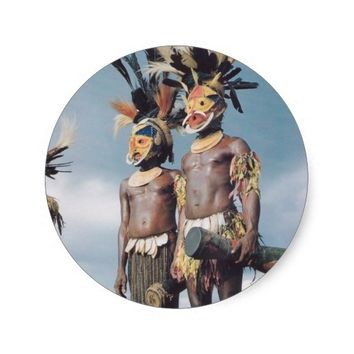 National Geographic African Tribe Warriors