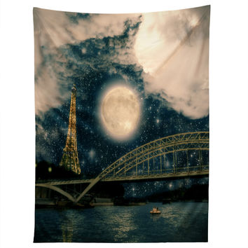 Belle13 Paris Romance Tapestry