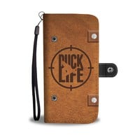 Duck Life [Hunting] Wallet Phone Case