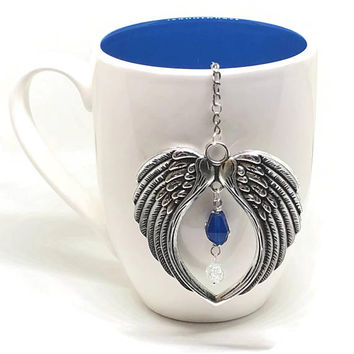 Angel Wings Handmade Tea Ball