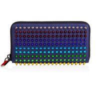 Panettone Continental Clutch Wallet by Christian Louboutin