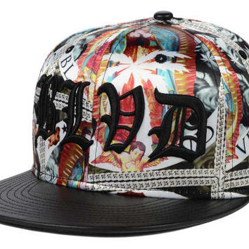 BLVD MARY PALM SNAPBACK HAT