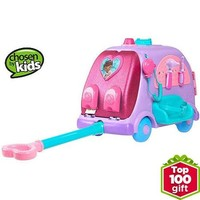Doc McStuffins Get Better Talking Mobile Cart - Walmart.com