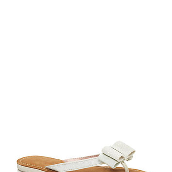 Kate Spade Icarda Sandals Powder White