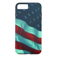 American Flag Apple iPhone 7 Case