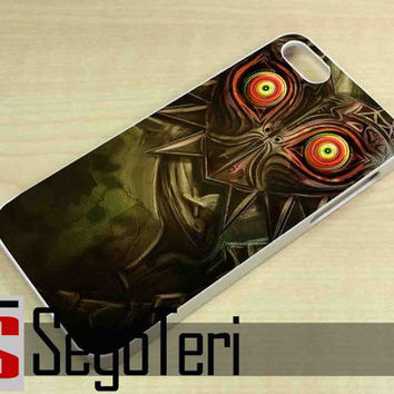 Legend of Zelda Majora Mask - iPhone 4/4S, iPhone 5/5S, iPhone 5C and Samsung Galaxy S3, S4