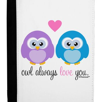 Owl Always Love You Ipad Mini Fold Stand  Case by TooLoud