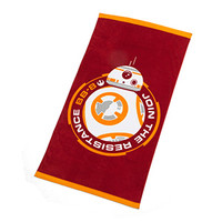Star Wars BB-8 Beach Towel