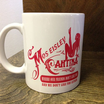 "Mos Eisely Cantina ""Coffee Mug"""