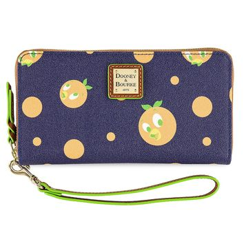 Disney Orange Bird Wallet by Dooney & Bourke New with Tags