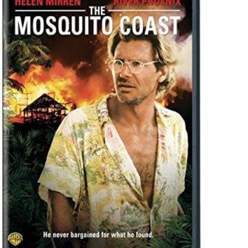 Peter Weir & Harrison Ford & River Phoenix-The Mosquito Coast