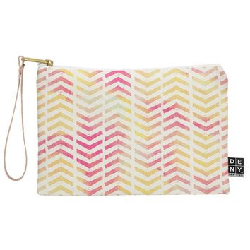 Allyson Johnson My Favorite Chevron Pouch