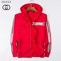 GUCCI Casual Cardigan Jacket Coat Hoodie-1
