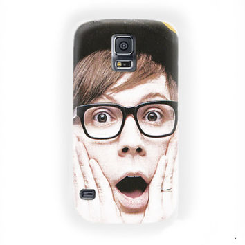 Fall Out Boy Patrick Stump Cute For Samsung Galaxy S5 Case