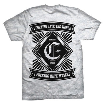 Counterparts - Hate T-Shirt