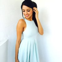 Allidia Playsuit-Mint